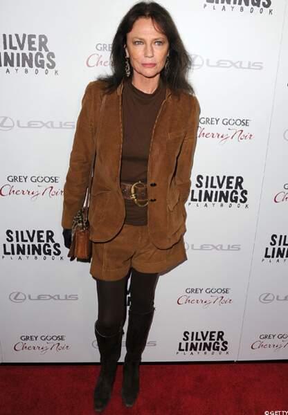 La ressemblance avec Anne Sinclair est frappante. 2012