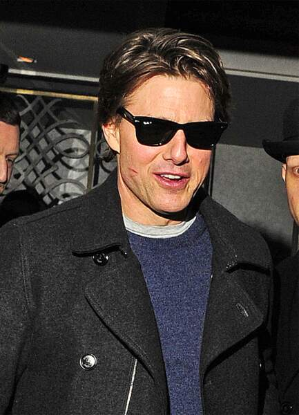 Tom Cruise, l'homme que les femmes embrassent...