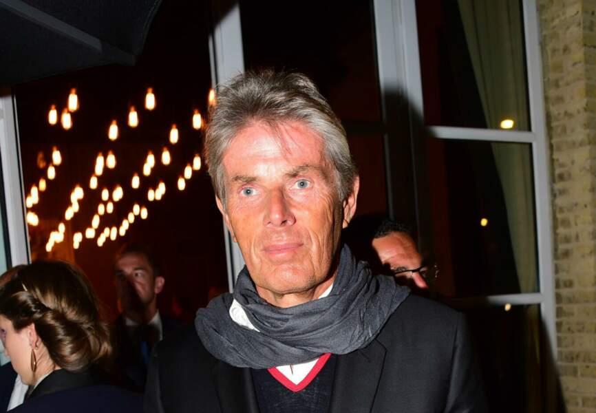 Dominique Desseigne (le PDG du groupe Lucien Barrière)