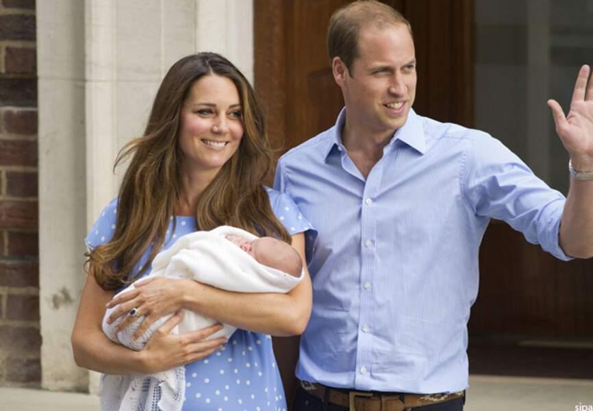 """Kate a parlé d'un moment """"très émouvant""""...."""