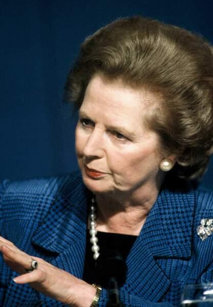 Margaret Thatcher, la Dame de fer (1925-2013)