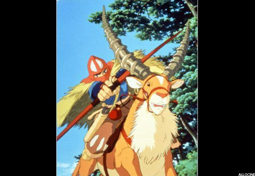 Princesse Mononoké (produit en 1997, sorti en 2000)