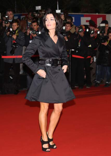 Jenifer Bartoli - 14eme edition des NRJ Music Awards au Palais des Festivals a Cannes le 26 Janvier 2013.