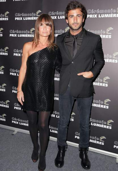 Axelle Lafont et Cyril Paglino