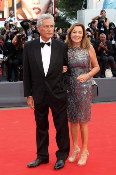 Francesco Rutelli et Barbara Palombelli