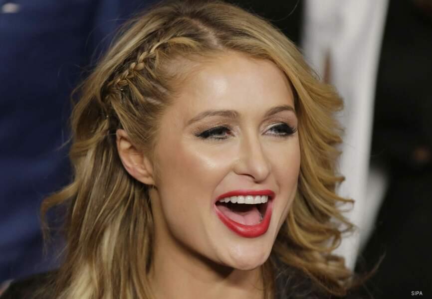 Paris Hilton était présente à Las Vegas