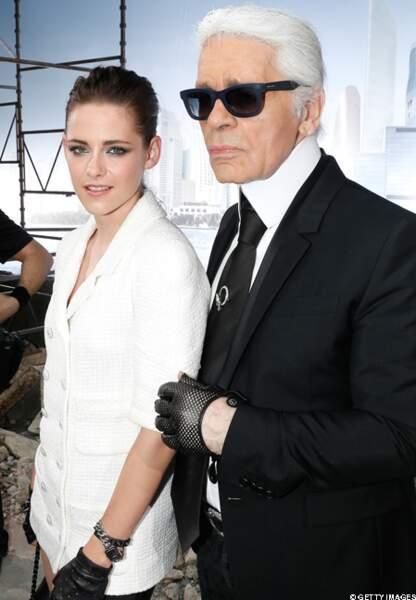 Avec l'ami Karl