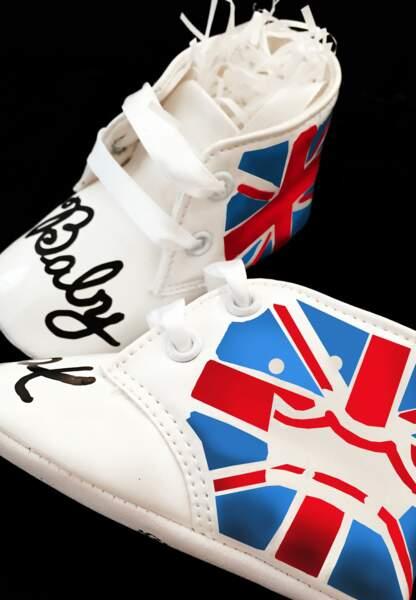 Des chaussons customisables et effaçables, Mr Monkies, 19€ avec ses trois feutres