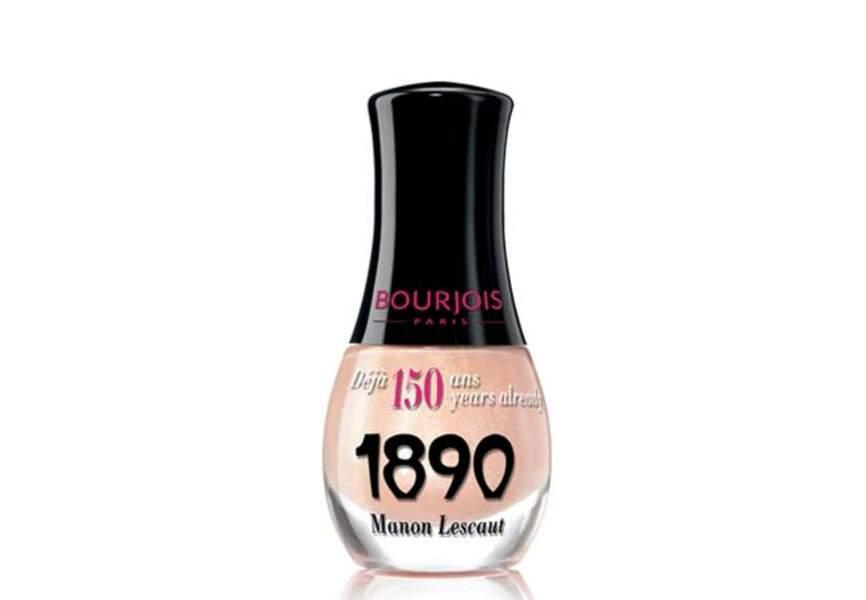 Bourjois – 1890 Manon Lescaut – 3,95€