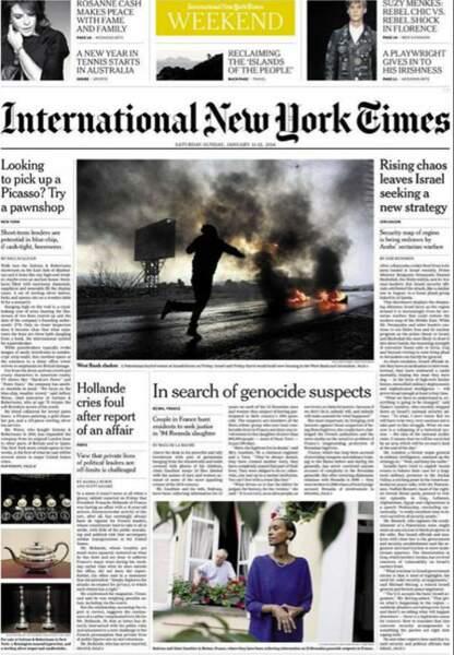 The International NY Times