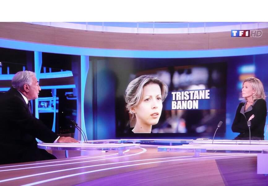 Première apparition à la télévision française après l'affaire Diallo