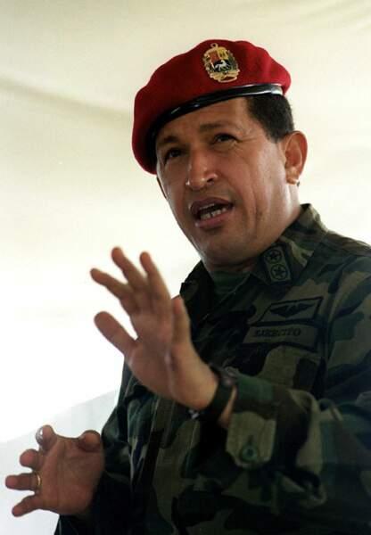 Hugo Chavez, président du Venezuela (1954-2013)