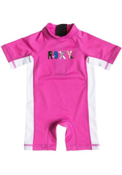 Roxy, combinaison anti-UV fille du 2 au 7 ans, 24€