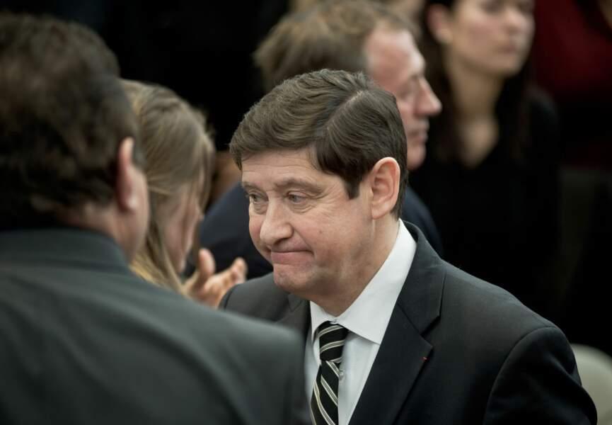 Patrick Kanner, ministre des Sports