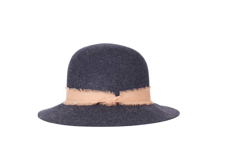 Le chapeau en feutrine
