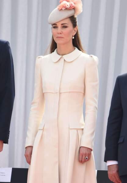 Princesse Kate, le crème gagnant