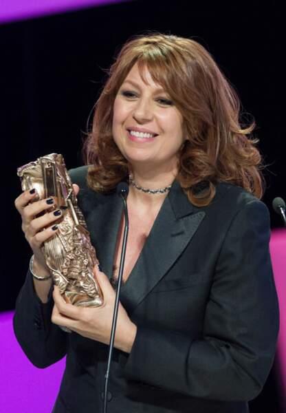 Valérie Benguigui, comédienne (1961-2013)