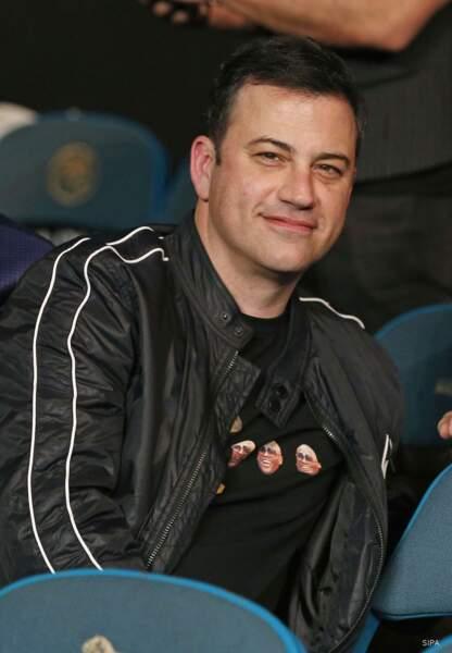 L'animateur Jimmy Kimmel