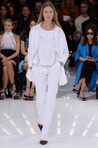 Christian Dior, printemps-été 2015
