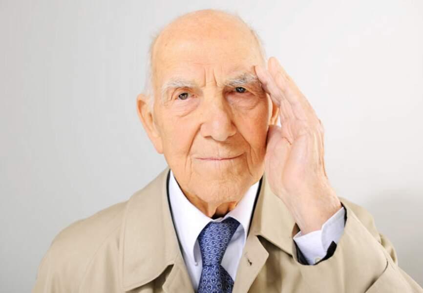 Stéphane Hessel, diplomate et écrivain, auteur d'Indignez-vous (1917-2013)