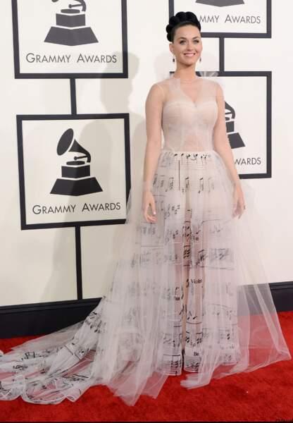 Katy Perry en Valentino.