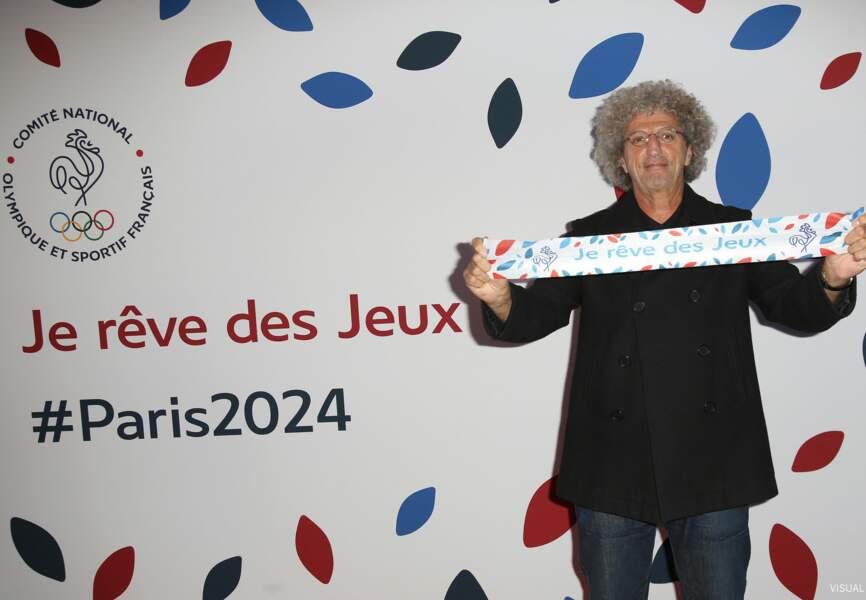 Le réalisateur Elie Chouraqui était aussi de la partie