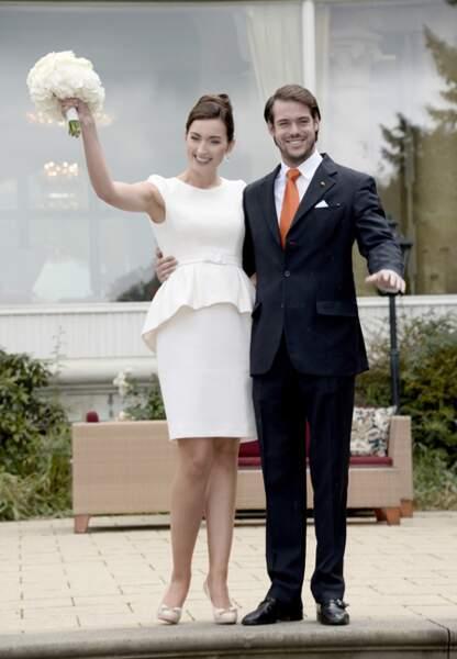 Félix et Claire du Luxembourg