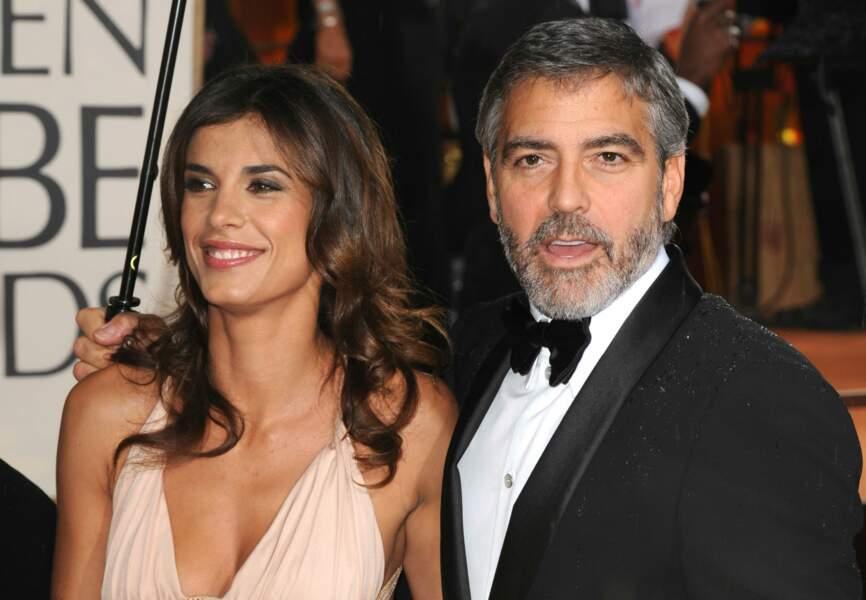 De 2009 et 2011, il est avec Elisabetta Canalis, mannequin italien