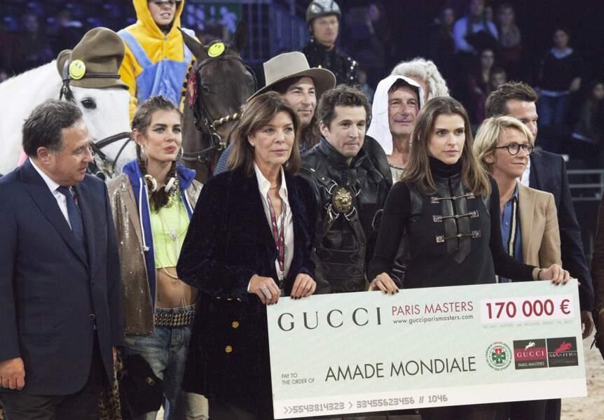 Grâce à leurs prestations, les stars ont permis de récolter 170 000€ pour l'association AMADE
