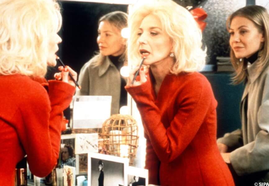 Marisa Paredes et Cécilia Roth dans Tout sur ma mère, en 1999
