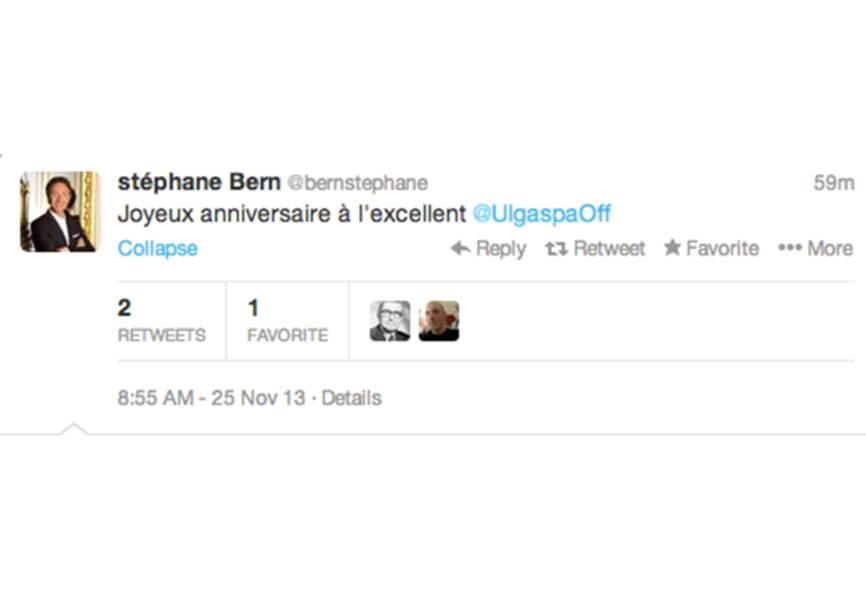 Grâce à @bernstephane, on n'a pas oublié l'anniversaire de Gaspard Ulliel