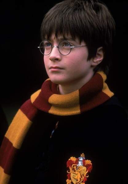 En 2001 Daniel Radcliff incarne pour la première fois Harry Potter au cinéma