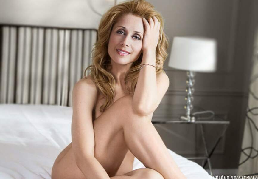 Lara Fabian en toute intimité