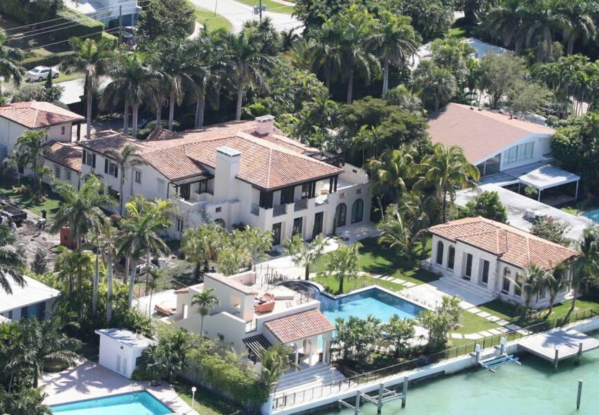 Matt Damon a acheté il y a deux ans une villa à Miami Beach en Floride