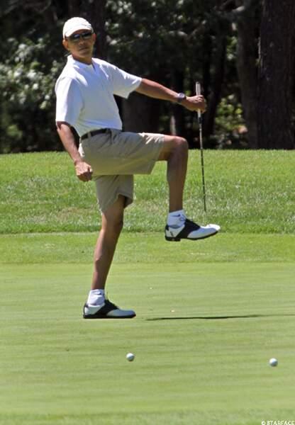 Souple... Barack Obama