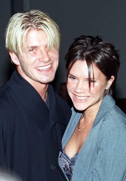 En 1998, le couple partage la même coupe de cheveux