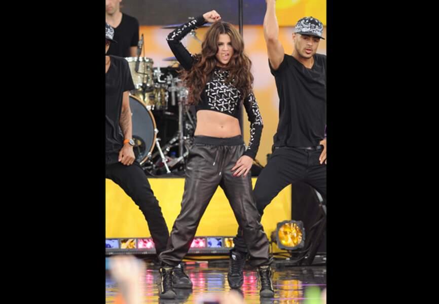 Selena Gomez (21 ans) R'n'b