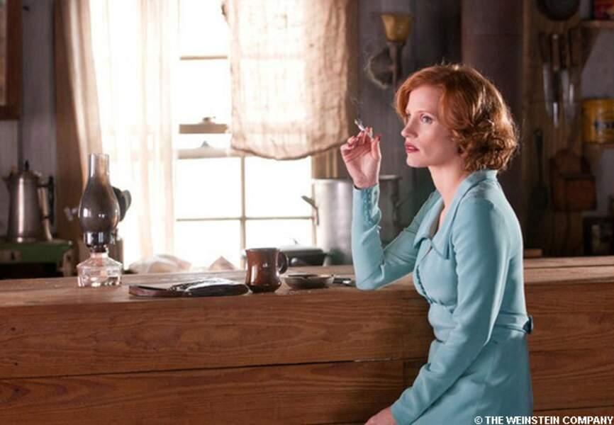 Jessica Chastain dans Des hommes sans loi