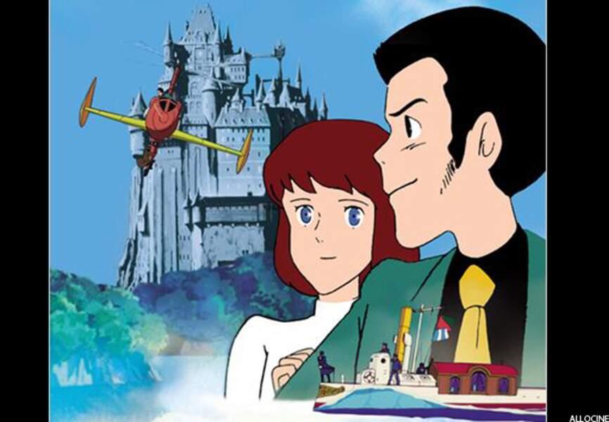 Le château de Cagliostro (produit en 1979)