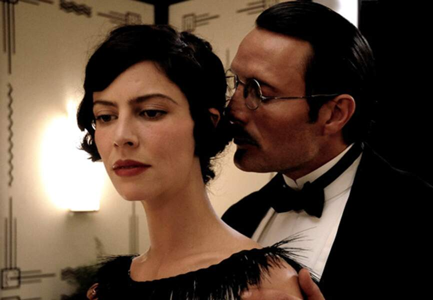 En 2009, dans le rôle d'Igor Stravinsky aux côtés d'Anna Mouglalis alias Coco Chanel