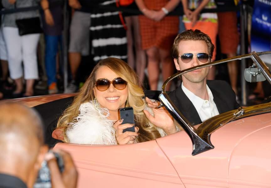 à mi chemin entre Céline Dion et Elvis, so Las Vegas