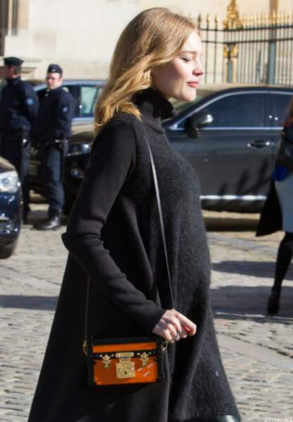 Le top russe Natalia Vodianova