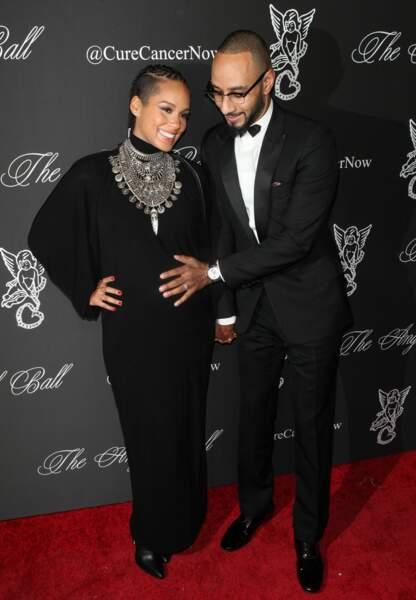 Alicia Keys et son mari