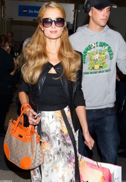 La riche héritière Paris Hilton