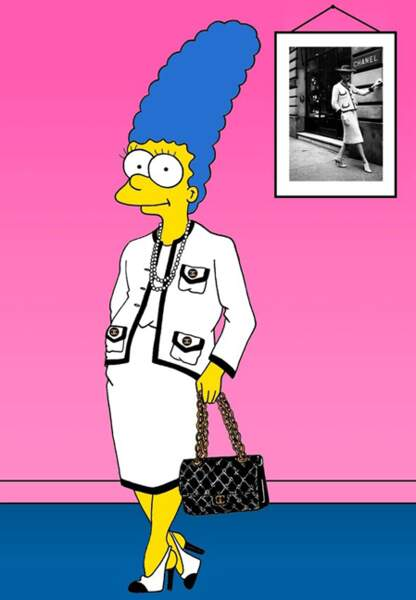 Marge Coco Chanel