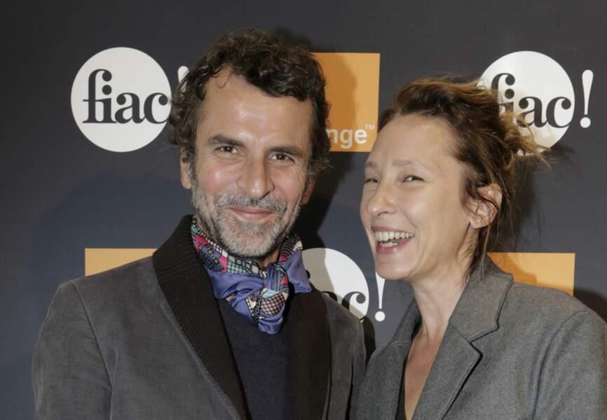 Eric Lartigau et Emmanuelle Bercot