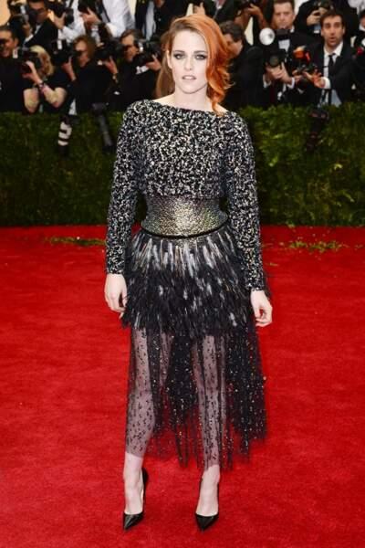 Kristen Stewart en Chanel Couture