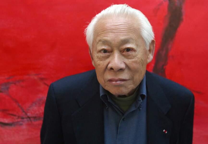 Zao Wou Ki, peintre de l'abstraction (1920-2013)