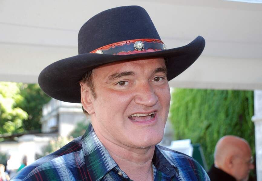 Tarantino version cow-boy