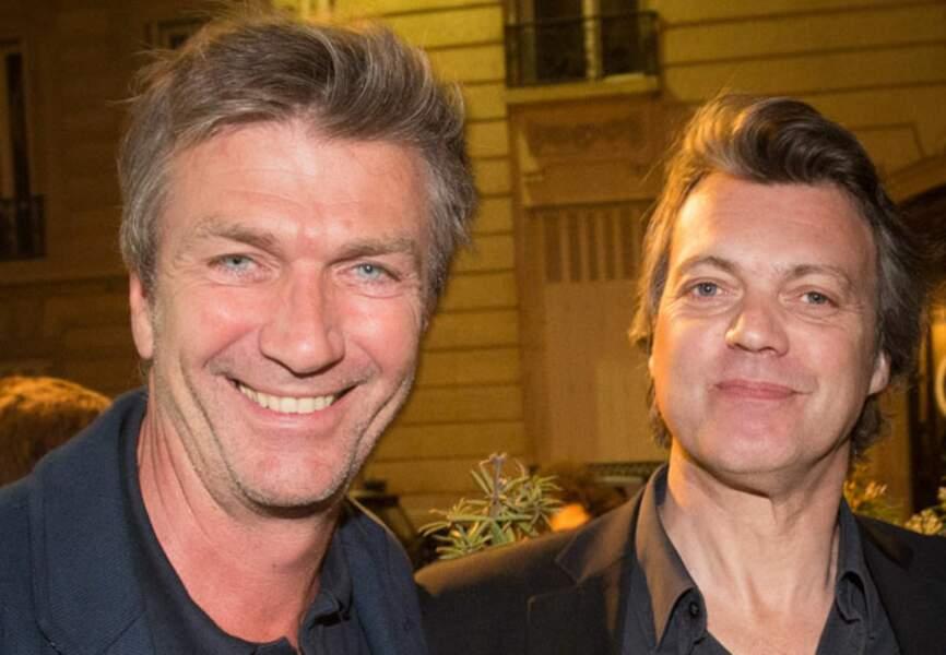 Philippe Caroit et Eric Veillard